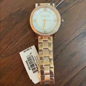 MK4405 Norie Rose Gold Watch with Box